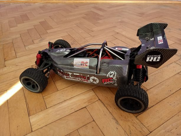 Relly carbon fighter bezszczotka 4x4 2s