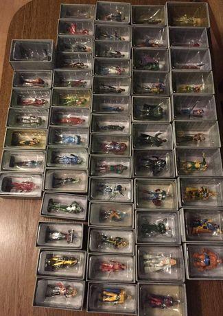 Nowe! Figurki Ołowiane Marvel z Gazetką (Duża Kolekcja)!