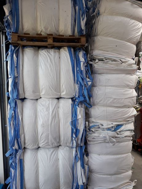 BIG BAG BAGI BEGI 85x100x155 cm na Zboże 1100 kg