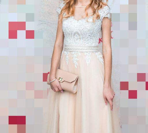 Вечернее выпускное платье, размер 42-44