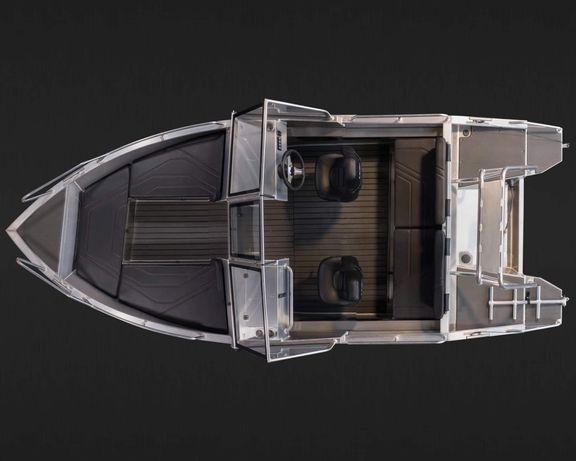 Лодка Тюна UMS 545 DC