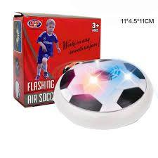 Футбольный мяч flashing air soccer