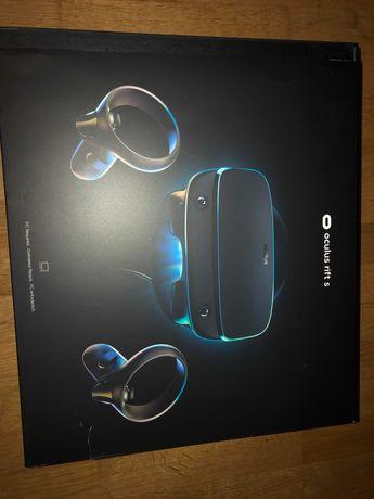 Realidade Virtual Oculus Rift S