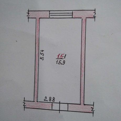 Продам кімнату у гуртожитку у смт. Іршанськ (комната в общежитии)