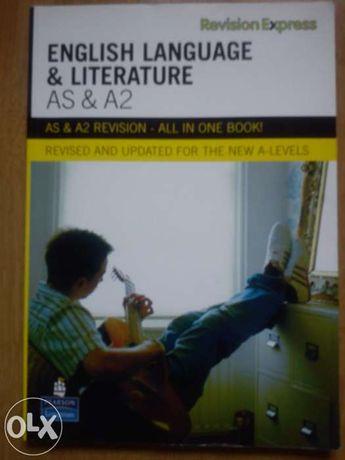 English Language & Literature AS & A2 Pearson Longman Alan Gardiner