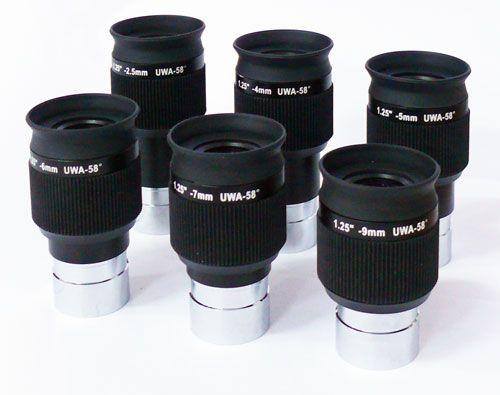 Okular SWA-58 7 mm