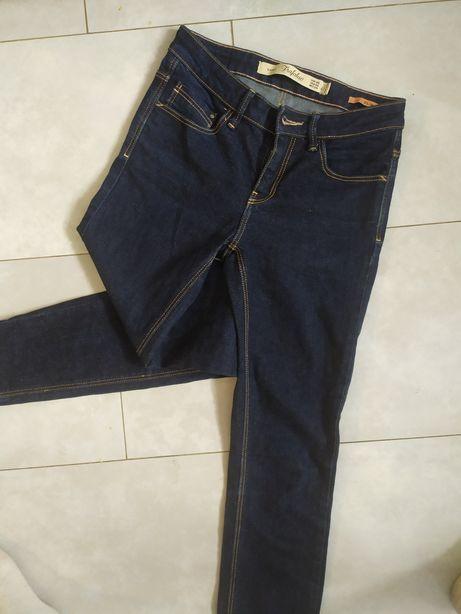 Spodnie rurki zara xs