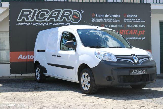 Renault Kangoo Maxi 1.5DCi (Longa)