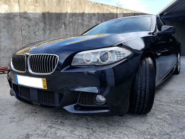 BMW F10 530d Pack M Auto - Full Extras