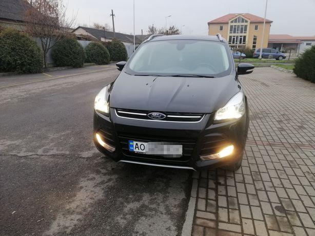 Ford kuga 2015 titanium panorama. Авто в г. Ужгород.