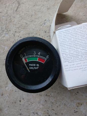 Механічний датчик давлєнія масла ссср