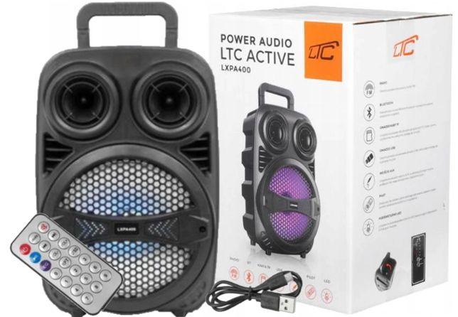 Kolumna Karaoke BLUETOOTH LXPA400 RADIO FM Głośnik bezprzewodowy