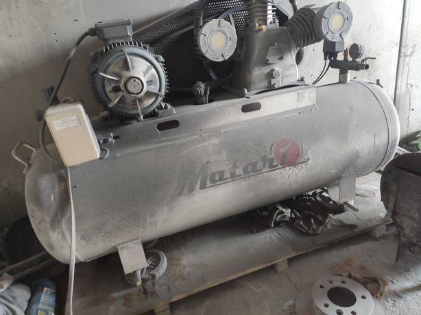 Компрессор Matari M740E55-3(380)Б/У