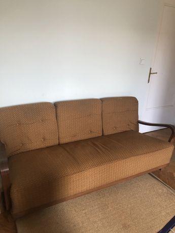 Sofa vinage prl lata 50