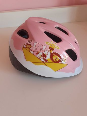 capacete criança para bicicleta, patins e skate, tamanho S (46 - 53cm)