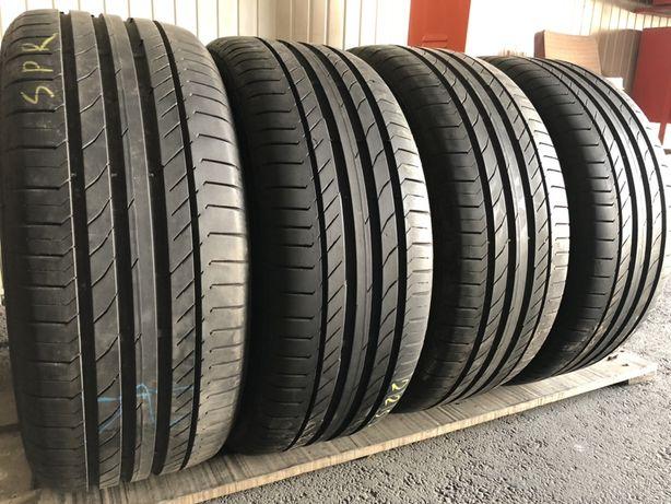 Резина бу шины R17 225/50 Continental ContiSportContact5