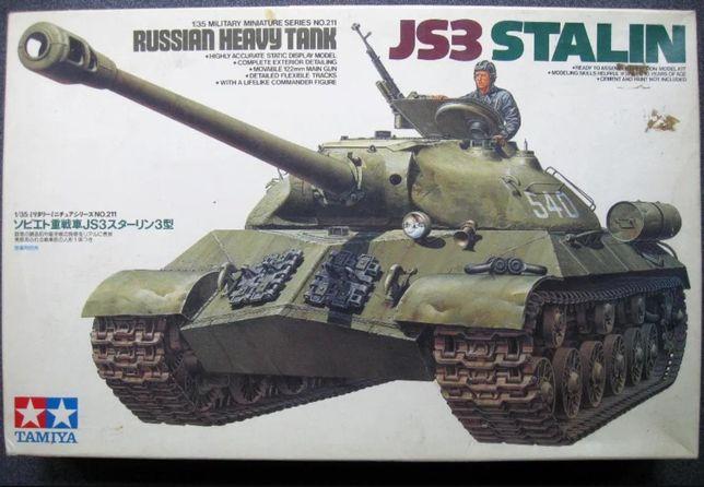 Сборная модель танка ИС-3 1/35 35211 Tamiya