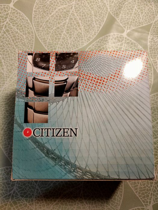 Relógio Citizen clássico Santa Joana - imagem 1