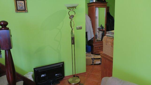 Lampa podłogowa HALOGENOWA