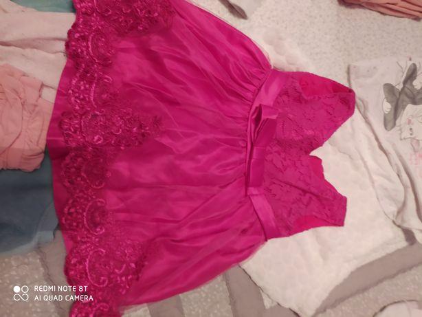 Sukienka na roczek