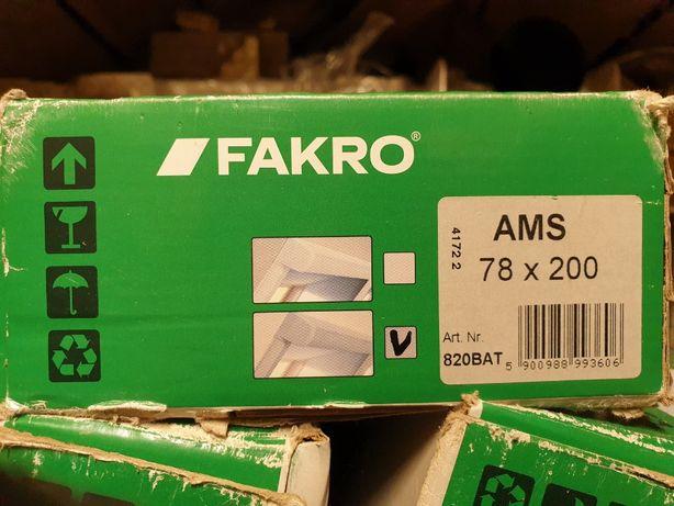 moskitiera Fakro AMS 78x200