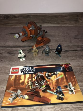 Zestaw Lego star wars 9491
