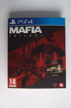 Ps 4 Mafia Trilogy Centrum Gier Grodzka 4