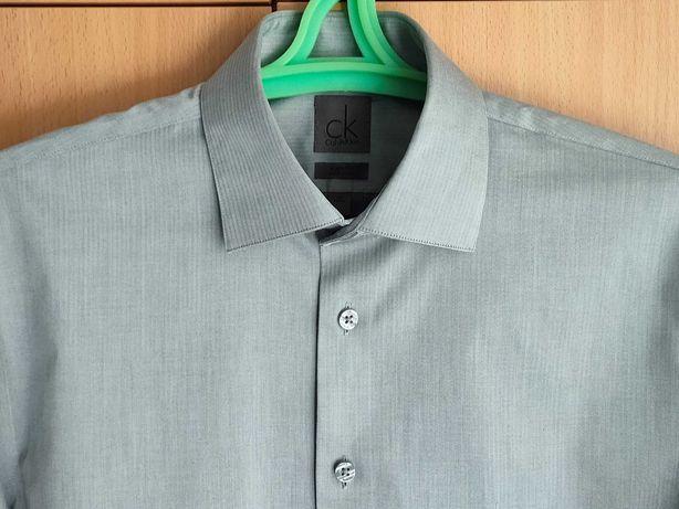 Красивая Рубашка Calvin Klein/USA/Non Iron/Slim Fit/Оригинал.