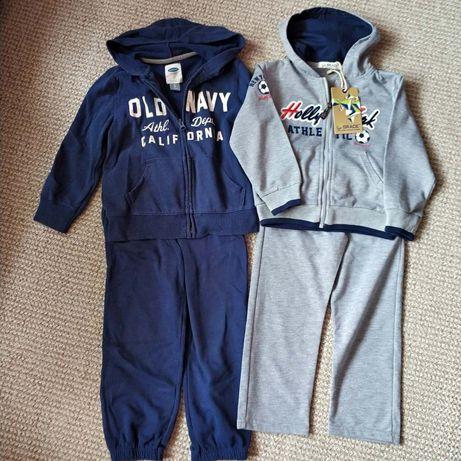 Спортивный костюм, штаны и реглан 2-4 года (puma,Cool club, old navy)