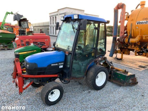 New Holland Tc21d Traktorek Ciągniczek 4x4 2003r. Silnik 3cyl.