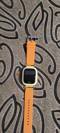 Детские сенсорные GPS часы