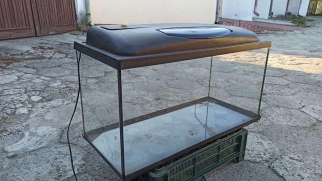 Akwarium z podświetleniem 120L
