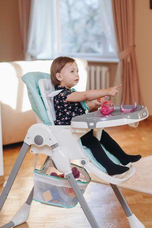 Стульчик Столик для кормления ребенка Carrello Toffee CRL-9502