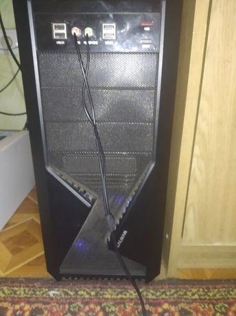Компьютер Ryzen игровой очень мощный. Продажа или обмен.