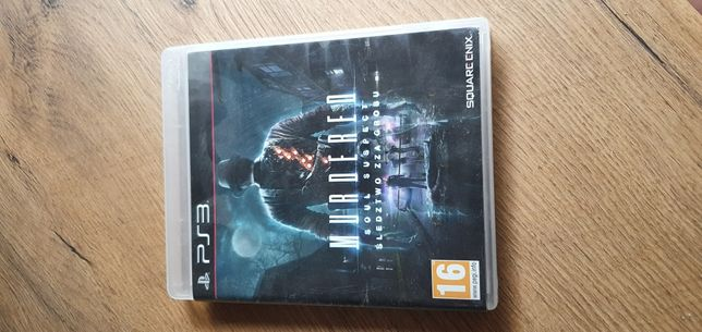 Murdered soul suspect ps3 Gliwice