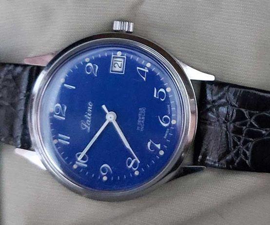Relógio da marca Latino novo de corda manual