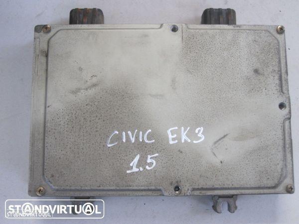 Centralina Do Motor Honda Civic Vi Hatchback (Ej, Ek)