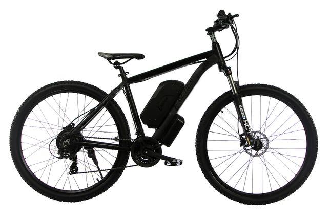 """Электровелосипед E-motion MTB GT 27,5"""", 48V 16Ah 700W черный матовый"""