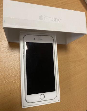 Айфоон Apple IPhone 6 16GB Silver
