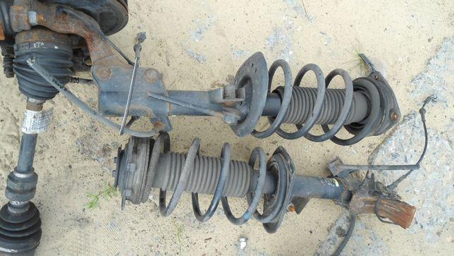 Amortyzator Przód Przedni Prawy Lewy Nissan Qashqai 2008r 2,0 16V