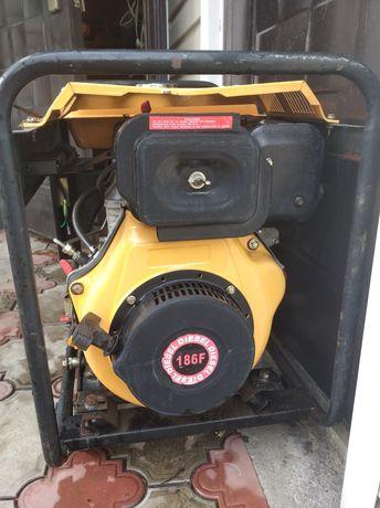 Дизельный генератор.