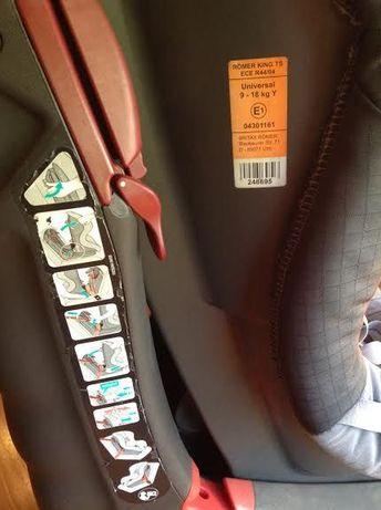 Cadeira auto Romer King TS Plus