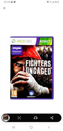 Gra Fighters UNCAGED XBOX 360