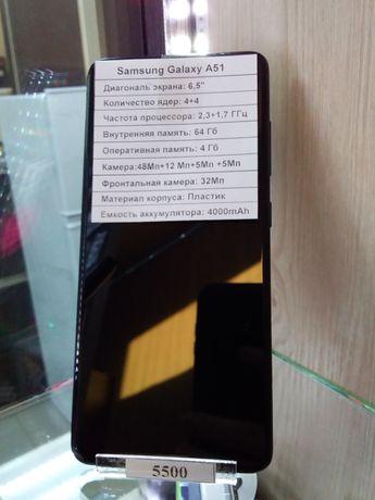 телефон Samsung Galaxy A51 4/64 Gb
