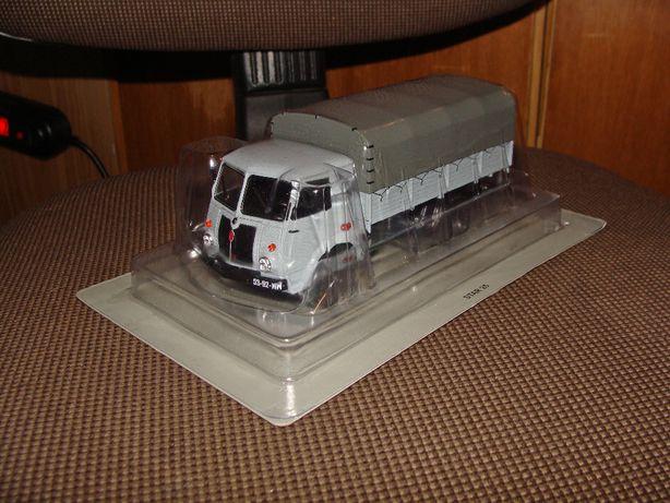 Kultowe Ciężarówki PRL Star 25 model Deagostini skala 1:43