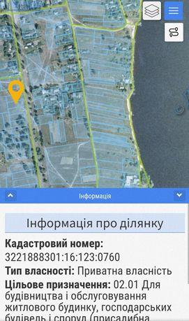 Продажа участка / Сухолучье / к воде 200 м / Киевское море / 10 сото