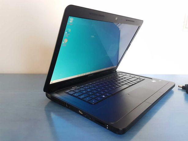 HP CQ57-E300 1.3GHz-8GB Ram-Disco 320GB-Bateria Nova-Win10