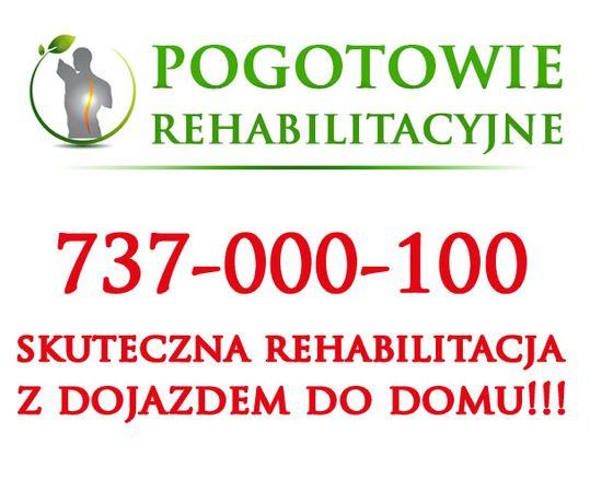 Fizjoterapia Rehabilitacja Masaż - Fizjoterapeuta Rehabilitant