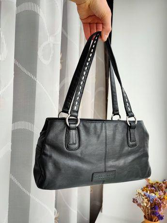Кожаная сумка Debenhams Collection женская кожаная сумочка