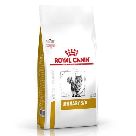 Karma dla kotów Royal Canin Urinary S/O LP34 7kg OKAZJA